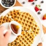 Easy Gluten-Free Waffles (Dairy-Free)