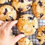 Easy Gluten-Free Blueberry Muffins (Dairy-Free)