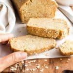 Honey Quinoa Bread (Gluten-Free, Dairy-Free)