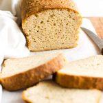 Soft, Fluffy Sorghum Bread (Gluten-Free, Dairy-Free)