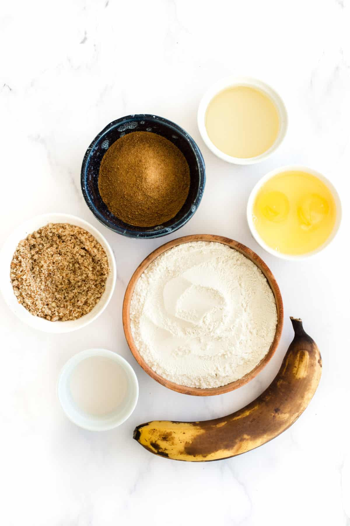 The Best Gluten-Free Banana Bread Ingredients