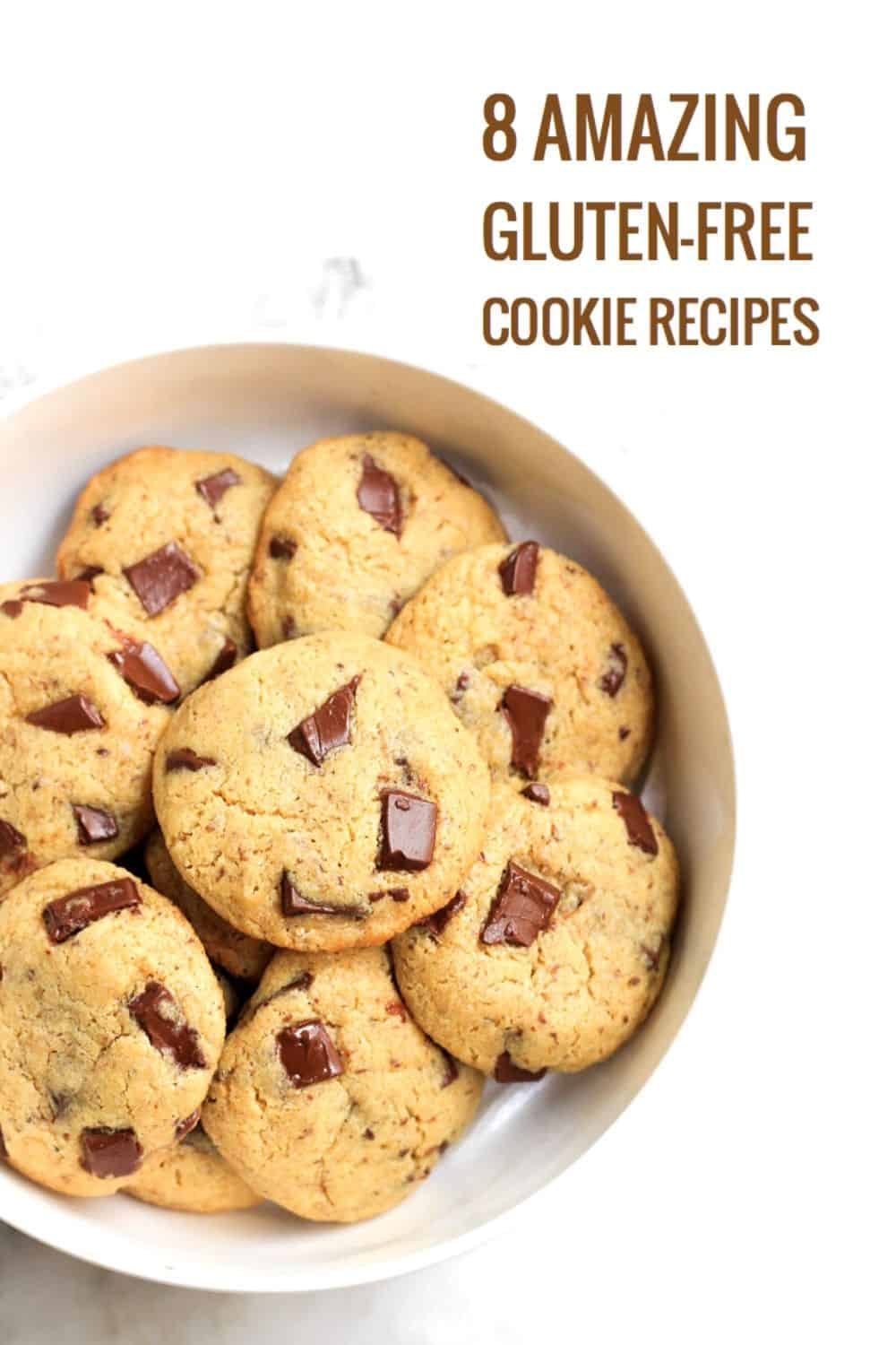 8 Amazing Gluten-Free Cookie Recipes